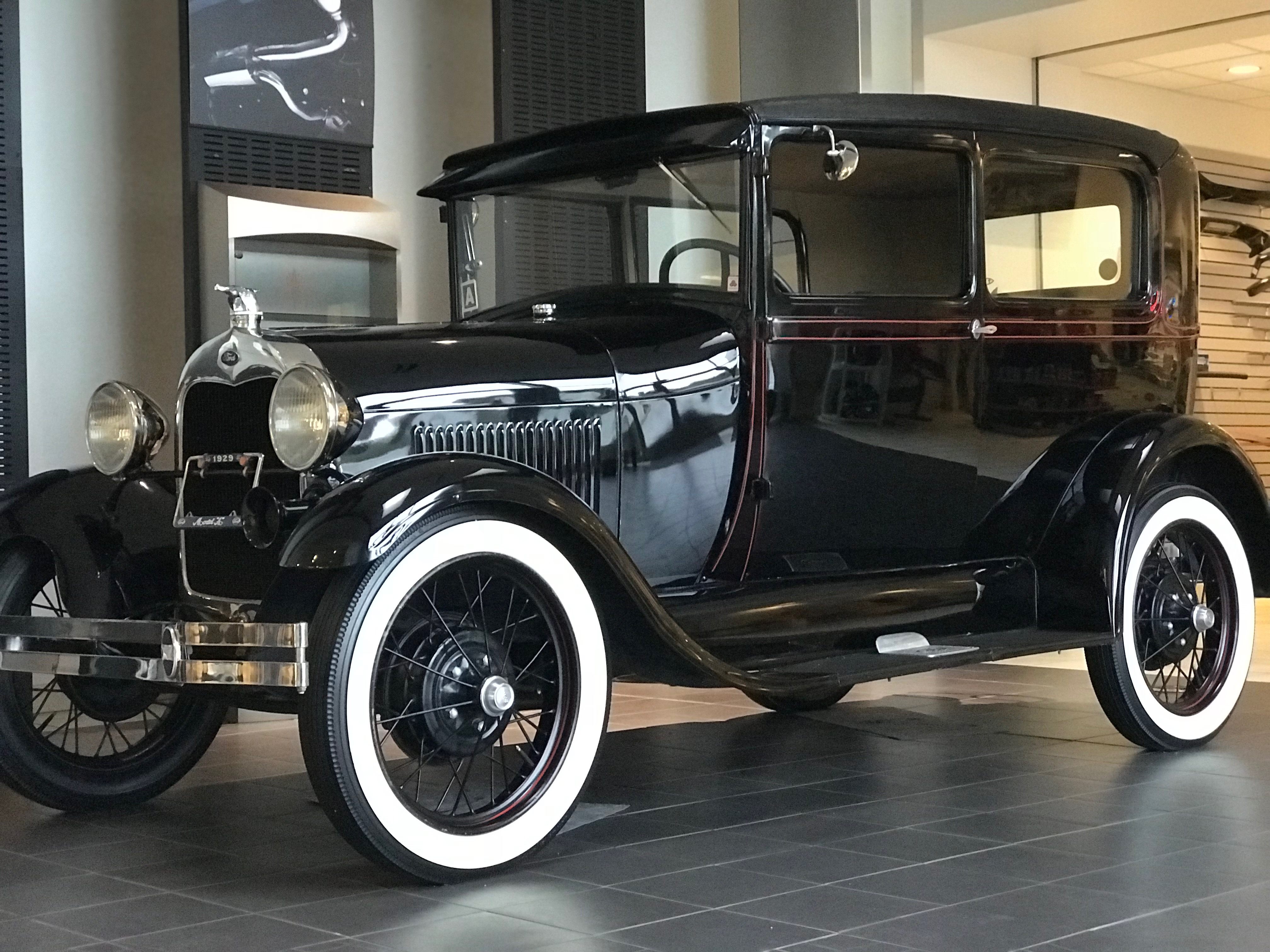 Pre-Owned 1929 Ford Model A standard