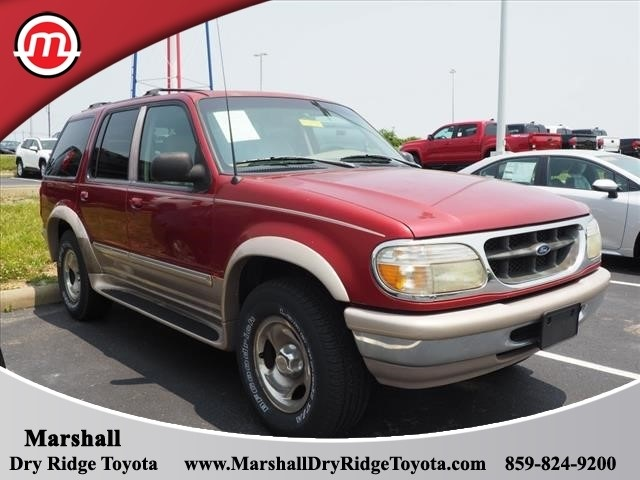 Pre-Owned 1998 Ford Explorer Eddie Bauer