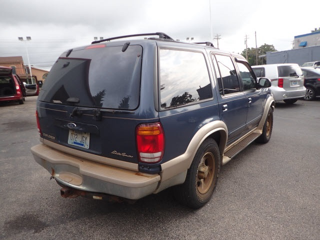 Pre-Owned 2000 Ford Explorer Eddie Bauer