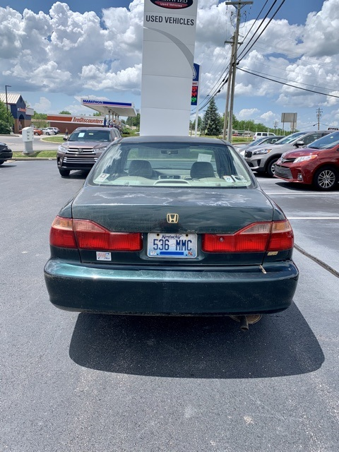 Pre-Owned 2000 Honda Accord EX-L