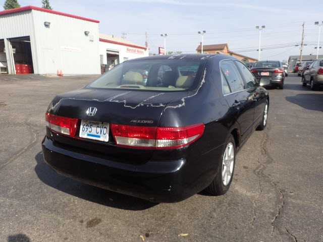 Pre-Owned 2003 Honda Accord EX-L
