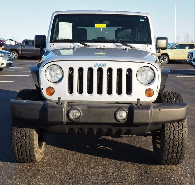 Pre-Owned 2010 Jeep Wrangler Unlimited Sport