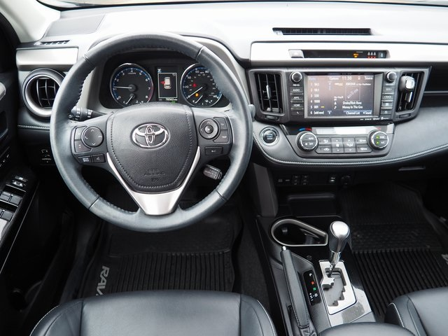 Pre-Owned 2018 Toyota RAV4 Limited