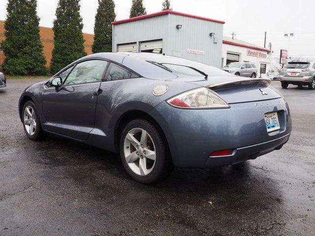 Pre-Owned 2007 Mitsubishi Eclipse GS