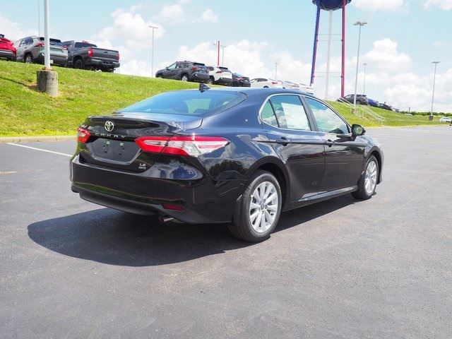 New 2020 Toyota Camry AWD LE