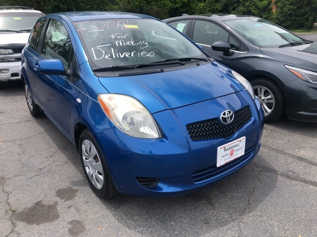 Pre-Owned 2008 Toyota Yaris Base