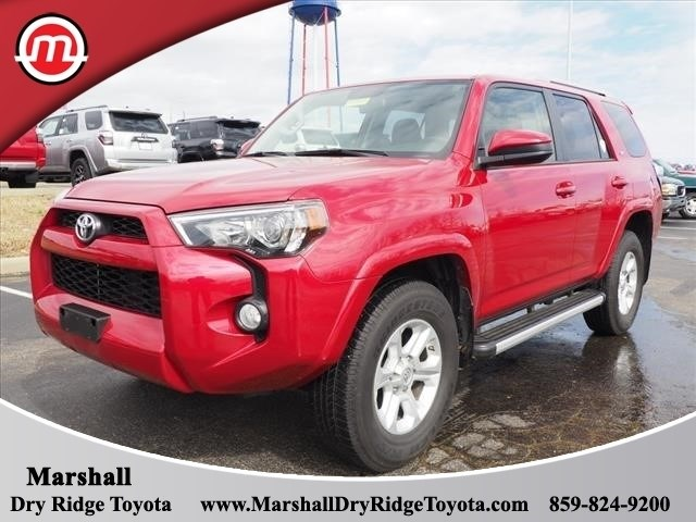 Toyota Certified Pre Owned >> Certified Pre Owned 2015 Toyota 4runner Sr5 4d Sport Utility In Dry