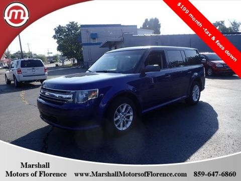 Pre-Owned 2014 Ford Flex SE